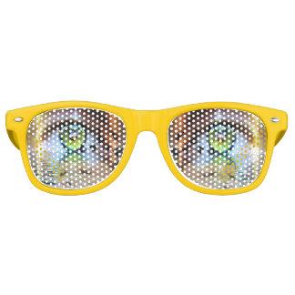 Oog van de beholder zonnebril