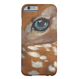 Oog van Fawn Barely There iPhone 6 Hoesje