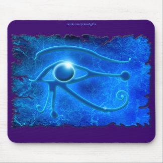 OOG VAN HORUS Egyptische Fantasie Mousepad Muismatten