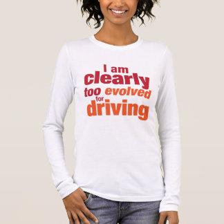 """""""Ook Geëvolueerd voor het Drijven """" T Shirts"""