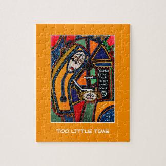 Ook Weinig Tijd - de Stukken van de Tijd Puzzel