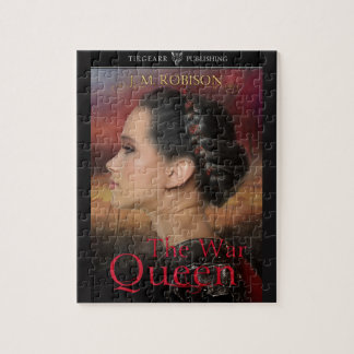 Oorlog Koningin Puzzle Puzzel