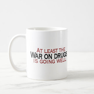 Oorlog op Drugs Koffiemok