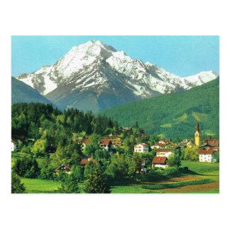 Oostenrijk, Tirol, Igles dichtbij Innsbruck Briefkaart