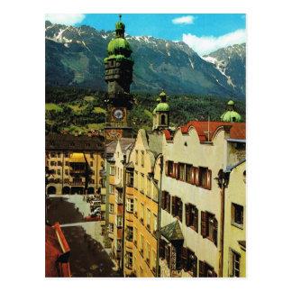 Oostenrijk, Tirol, Innsbruck Altestadt Briefkaart