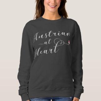 Oostenrijker bij het Sweatshirt van het Hart,