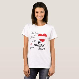 Oostenrijkse Heartbreaker T Shirt