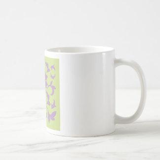 Oosterse Bloem - Groene Sering & Daiquiri Koffiemok