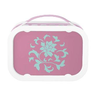 Oosterse Bloem - Limpet het CirkelPatroon van Lunchbox