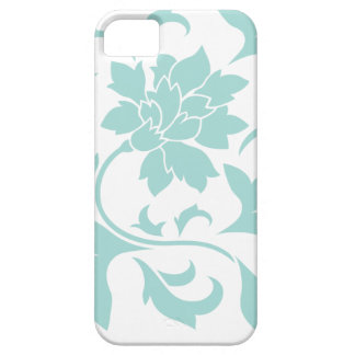 Oosterse Bloem - Limpet Shell Barely There iPhone 5 Hoesje