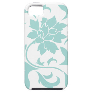 Oosterse Bloem - Limpet Shell Tough iPhone 5 Hoesje
