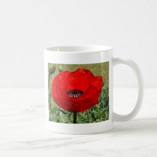 Oosterse Papaver Koffiemok