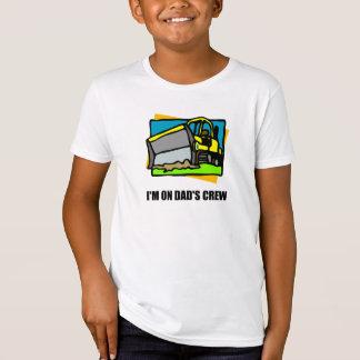 Op Bemanning Dads T Shirt