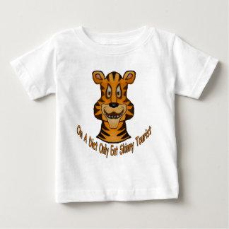 Op een Dieet Baby T Shirts