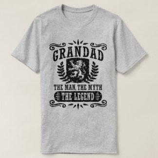 Opa het Man de Mythe de Legende T Shirt