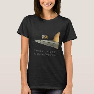 Opdracht cassini-Huygens - T-shirt