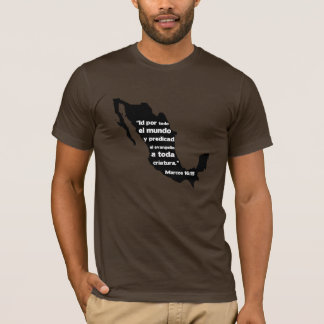 Opdrachten '11 van Mexico T Shirt