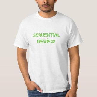 Opeenvolgend Overzicht #1 T Shirt