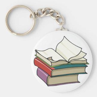 Open Boek Keychain Sleutelhanger