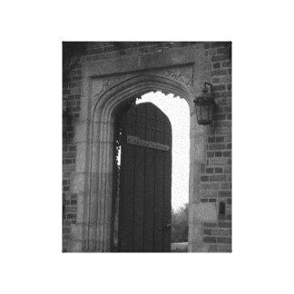 Open Canvas deur-DD