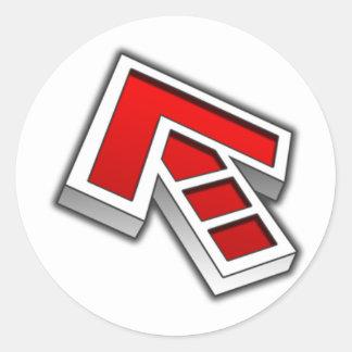 openITG de Sticker van de Pijl
