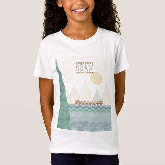 Openlucht Geo II | zwerft T Shirt