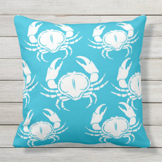 Openlucht werp hoofdkussen-Krabben Sierkussen