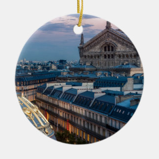 Opera garnier, Parijs Rond Keramisch Ornament