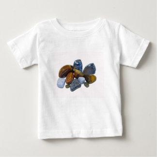 Opgepoetste Rotsen Baby T Shirts