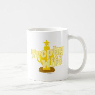 Opgeruimde Vrouw 2 van de trofee Koffiemok