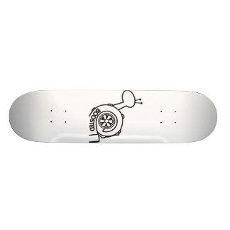 Opgevoerde Raad 19,7 Cm Skateboard Deck