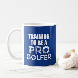 Opleiding een Pro grappige de koffiemok van de