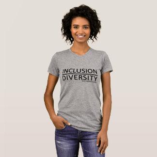 Opneming over Diversiteit T Shirt