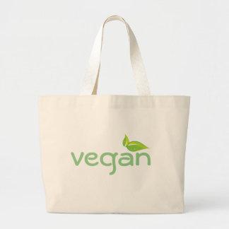 Opnieuw te gebruiken het Winkelen van de veganist Grote Draagtas