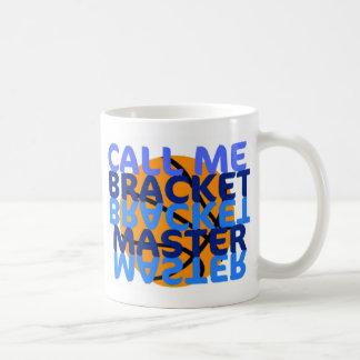 Oproepen me de Meester van de Steun Koffiemok