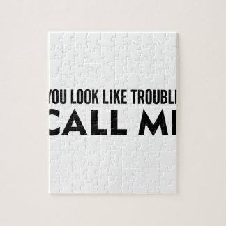 Oproepen me Probleem Legpuzzel
