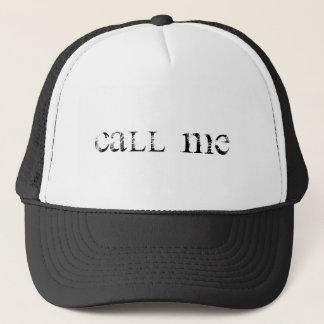 Oproepen me trucker pet