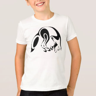 Opspringende Vos T Shirt