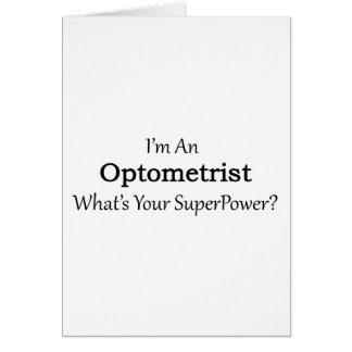 Optometrist Briefkaarten 0