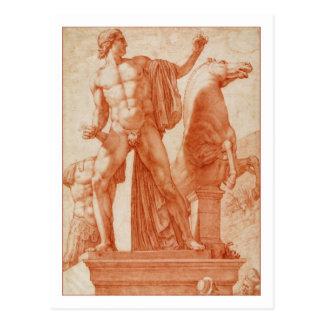 Opussen Fidiae door Goltzius Briefkaart