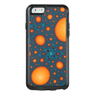 Oranje bellen OtterBox iPhone 6/6s hoesje