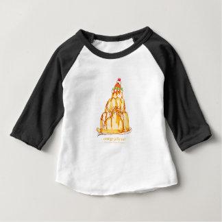 oranje de geleikat van tony fernandes baby t shirts