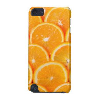 Oranje Plakken iPod Touch 5G Hoesje