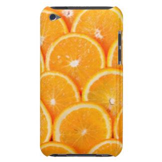 Oranje Plakken iPod Touch Hoesje
