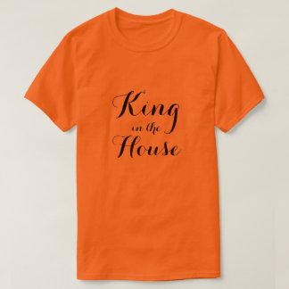 Oranje shirt - King in the House