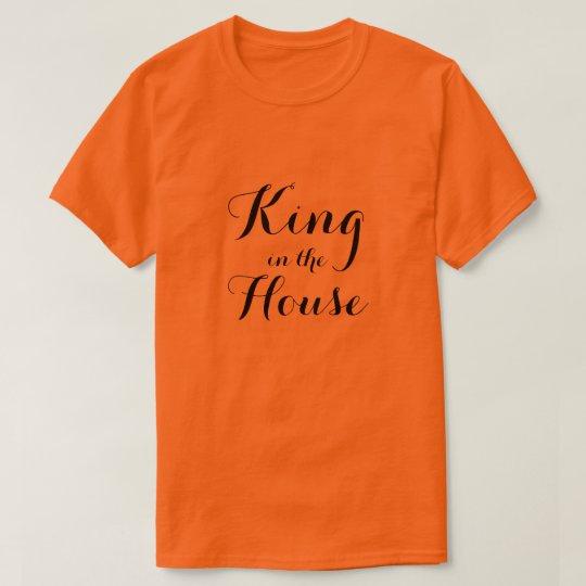 Oranje shirt - King in the House