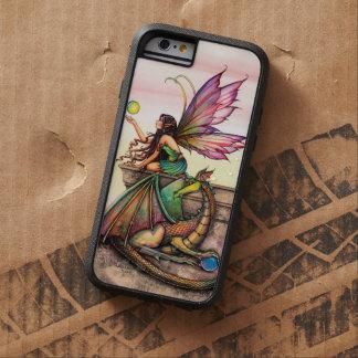 Orbs van de draak Fee en het Art. van de Fantasie Tough Xtreme iPhone 6 Hoesje