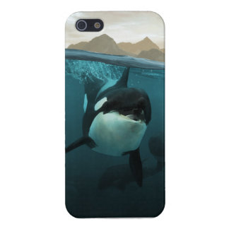 Orca underwater iPhone 5 covers