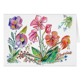 Orchidee 15a briefkaarten 0