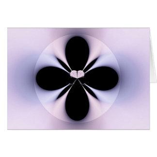 Orchidee Wenskaart